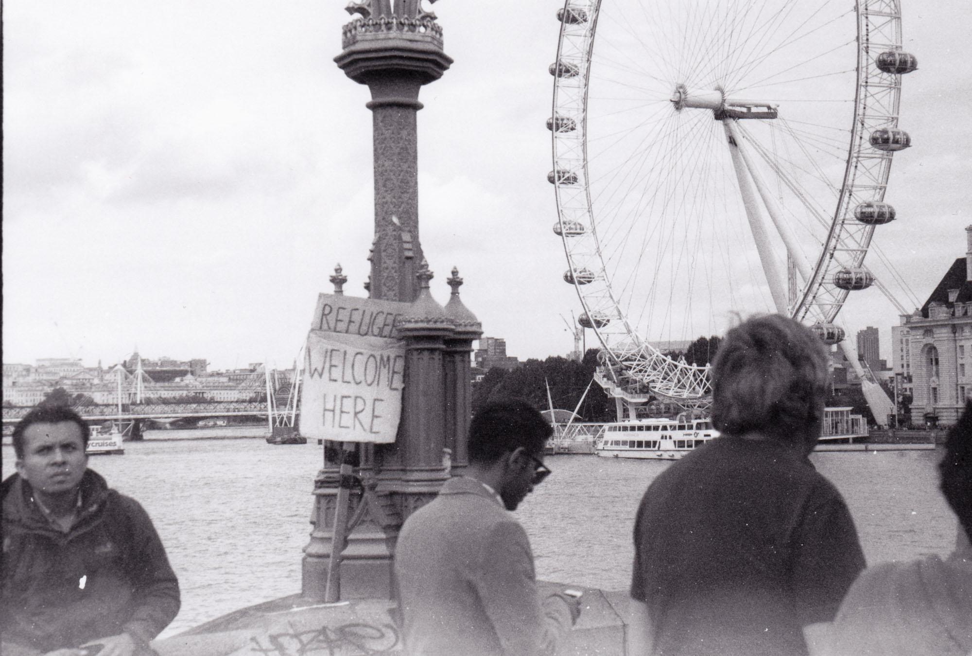 London on Svema 35mm film