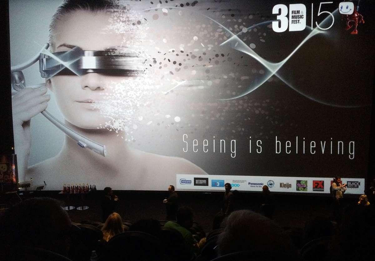 Barcelona 3D film fest