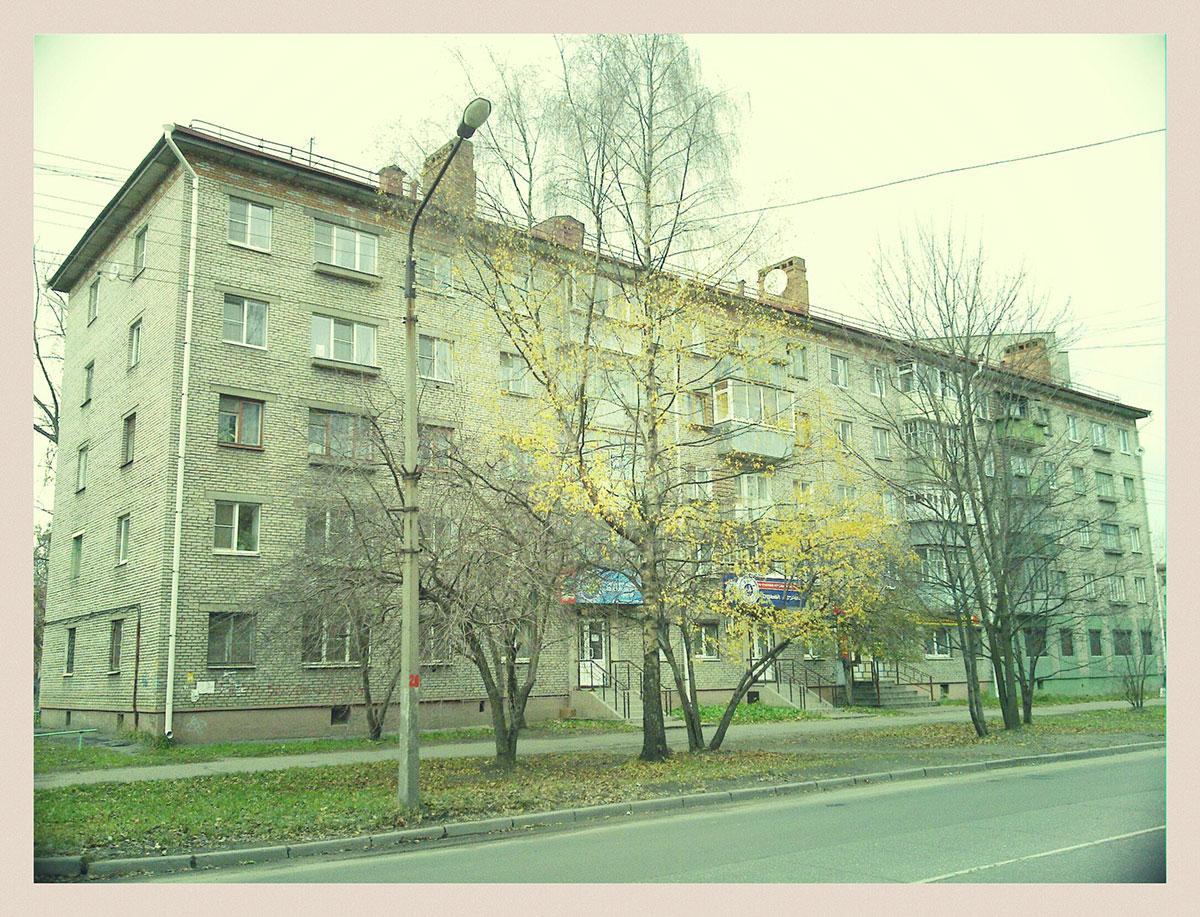 Cherepovets town