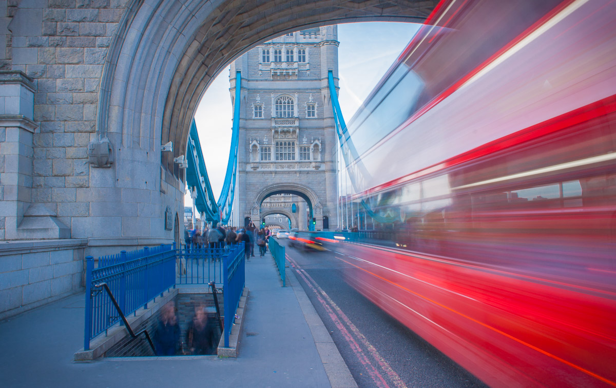 London Timescapes Bridge